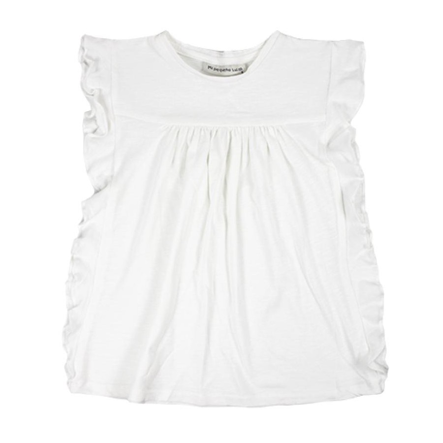 T-SHIRT COTTON ALAS BLANCA