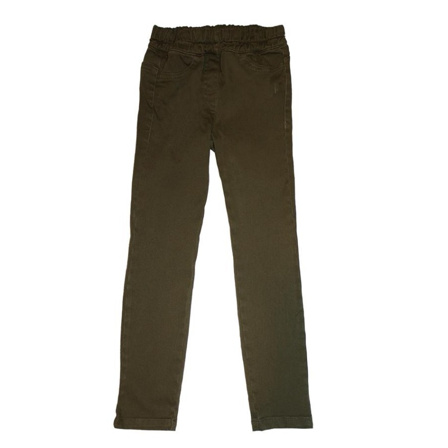 JEGGING LONETA VERDE